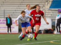 Gallery: Girls Soccer Mount Vernon Christian @ Davenport